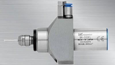 NAKANISHI高速主轴在数控高速加工技术中起到的作用