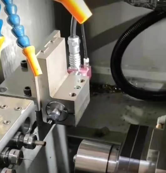 电动主轴用于走心机