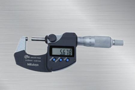 日本三丰防冷却液千分尺293-230-30