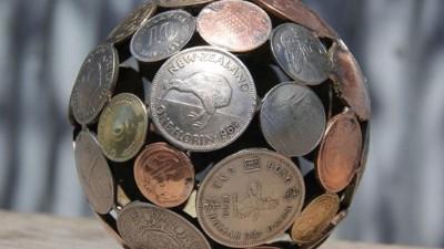 NAKANISHI电动打磨机是雕刻师打磨硬币的好工具