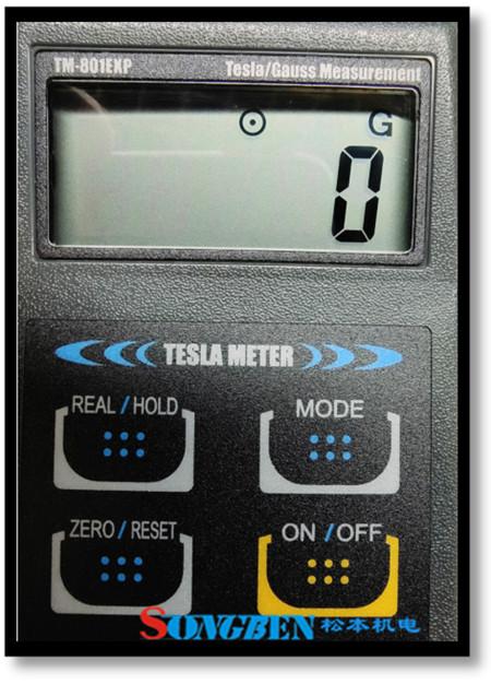 日本强力TM-801EXP高斯计