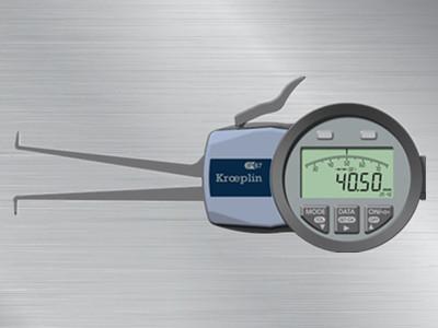 德国kroeplin数显内卡规G220