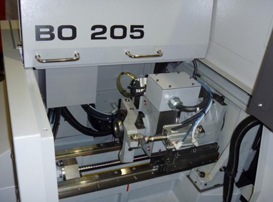 津上BO205走心机高频铣BM-320F