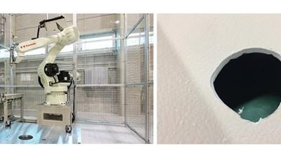 车门内饰板铣削用NAKANISHI电动主轴,细节彰显品质