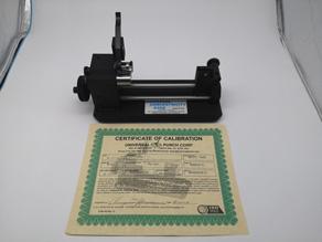美国环球UNIVERSAL同心度仪B-20