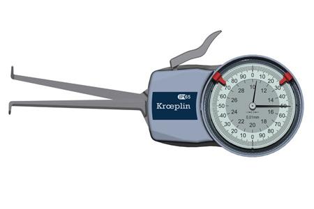 KROEPLIN内径卡规H210