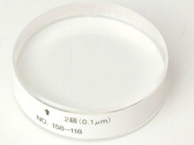 日本三丰平面平晶158-118