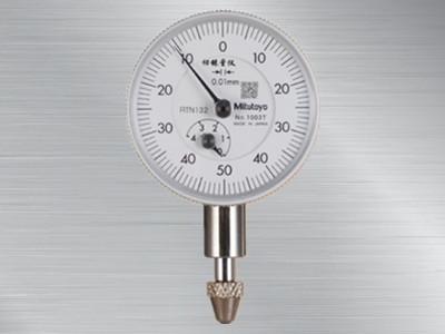 日本三丰Mitutoyo指针式百分表1003T