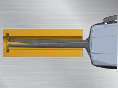 德国kroeplin卡规H850