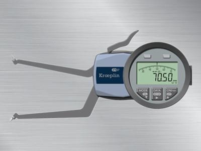 德国kroeplin盲孔内径卡规G2G50