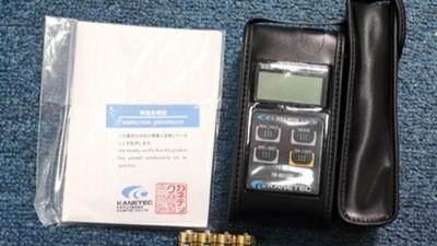 日本KANETEC高斯计tm-801exp使用说明书图解