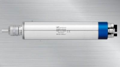 日本NSK高速主轴E4000系列的组成及工作原理