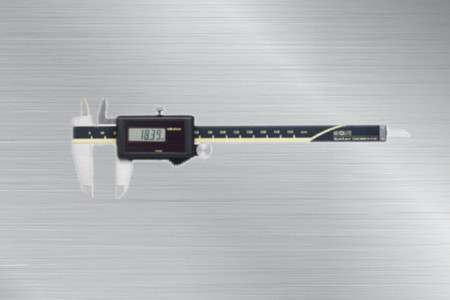 日本三丰太阳能数显卡尺500-444