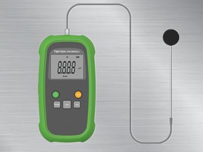 TM5100A手持式交变磁强计