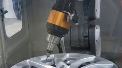 NAKANISHI自动换刀主轴,自动化设备中常备的高速电主轴