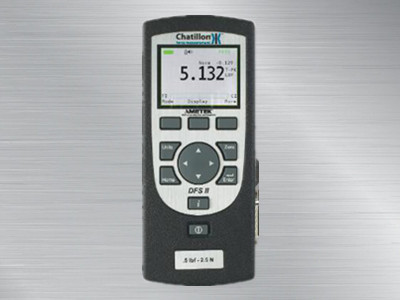 美国Chatillon数字测力计DFS2-R-0500