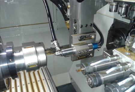 NAKANISHI走芯机主轴BMJ-322