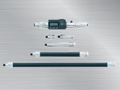 日本mitutoyo数显接杆式内径千分尺339-301