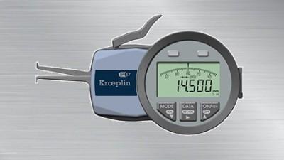 德国KROEPLIN内卡规教你如何高效测量内孔尺寸
