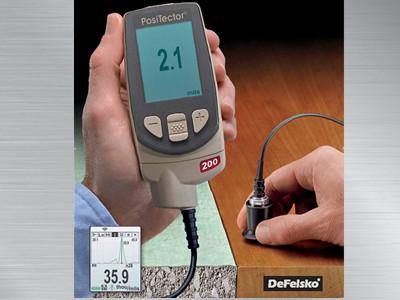 美国DeFelsko PosiTector200测厚仪