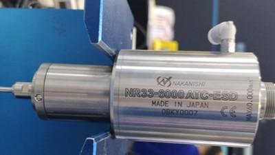 防静电主轴NR33-6000ATC-ESD预防PCB板元件损坏迫在眉睫