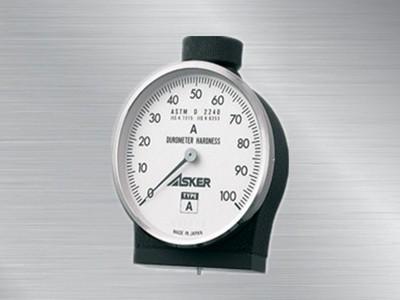 日本ASKER橡胶硬度计A型