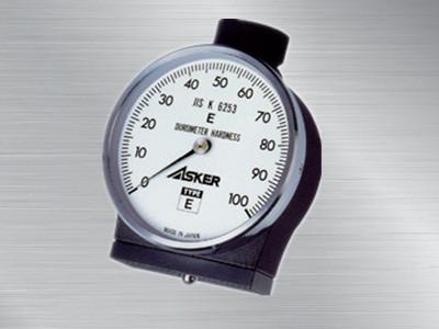 日本ASKER高分子硬度计E型