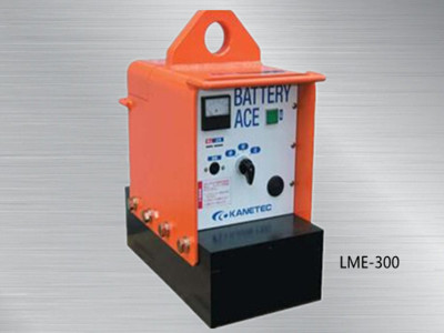 日本Kanetec内置电池吊重磁铁LME