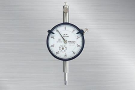 日本三丰指针式百分表2046S-80