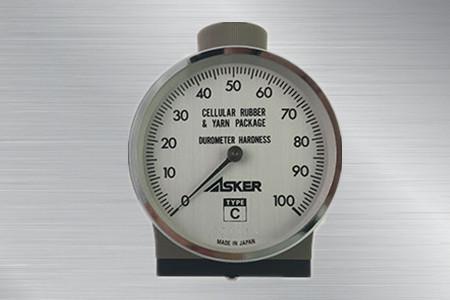 ASKER橡胶硬度计C型