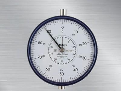三丰指针式百分表3058S-19