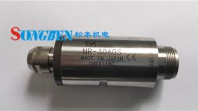 自制设备机床能用日本NAKANISHI主轴做喷丝板钻孔吗?