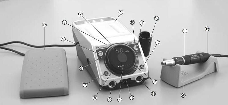 电动打磨机