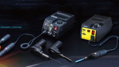 日本MINIMO超声波研磨机代替NAKANISHI研磨机