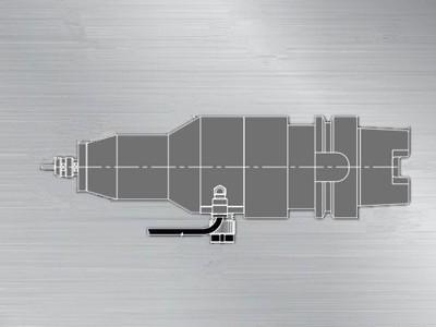 日本nakanishi高速主轴HES810-HSK A63