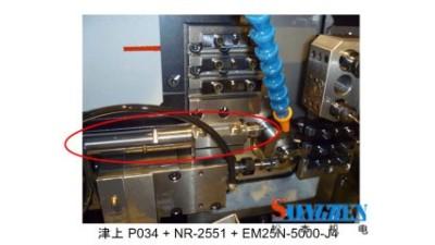 半导体接触探针针管需要钻孔?来看NAKANISHI电动主轴轻松解决