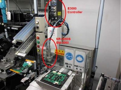 分板机主轴NR-3060S切割加工