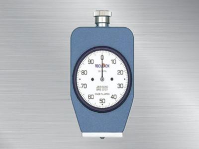 日本TECLOCK橡胶硬度计GS-701N