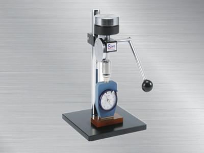 日本TECLOCK得乐橡胶硬度计测试台