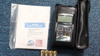 日本强力KANETEC高斯计TM-801详细的使用方法
