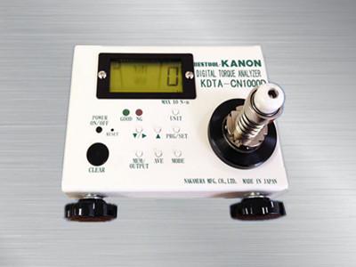 日本中村扭力起子校正仪KDTA-CN1000D