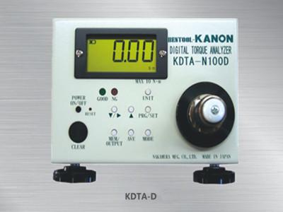 日本中村扭力起子校正仪KDTA-N100D