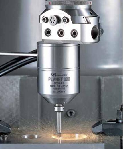 气动主轴PL600-M2040