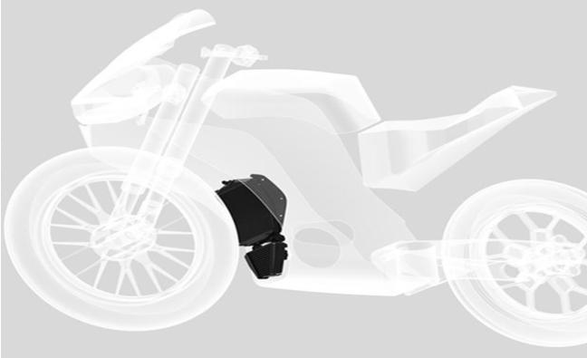 摩托车散热器