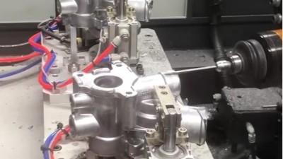 NAKANISHI气动主轴可用于机器人去毛刺吗?
