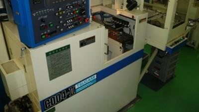 津上C004-Ⅱ走心机加装高频铣BM-325正合适