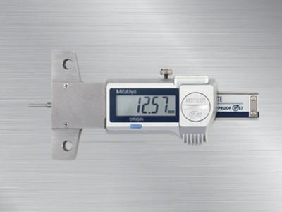 日本微型深度卡尺571-100-20