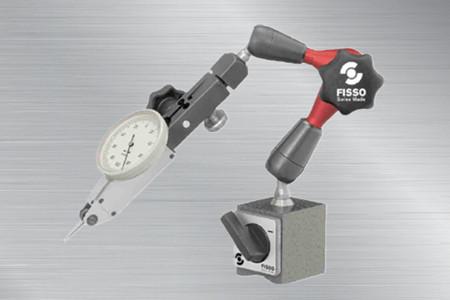 瑞士FISSO万向磁性座XS13.50