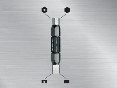 美国环球内六角螺帽Go-NoGo塞规9075-0.7