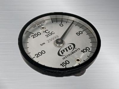 美国PTC磁性表面温度计313C